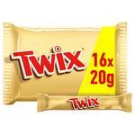 Twix Funsize Bars