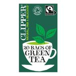 Clipper Organic Green Tea