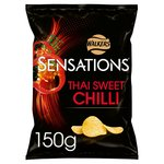 Sensations Thai Sweet Chilli Crisps