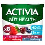 Activia 0% Fat Free Yogurts