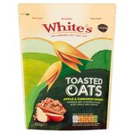 White's Toasted Oats Apple & Cinnamon