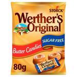 Werther's Original Butter Candies Sugar Free
