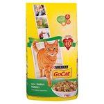 Go-Cat Complete Adult with Rabbit, Turkey & Vegetables