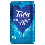 Tilda Wholegrain & White Basmati Rice