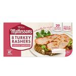 Mattessons Smoked Turkey Rashers