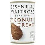 Mini Coconut Cream essential Waitrose