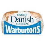 Warburtons Danish Light White Bread