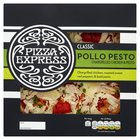 "Pizza Express 8"" Pollo Pesto"