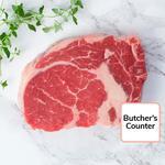 Waitrose Dry Aged Rib Eye Beef Steak Aberdeen Angus