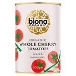 Biona Organic Whole Cherry Tomatoes