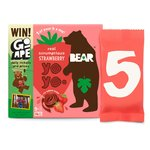 Bear Fruit Yoyos Strawberry Multipack
