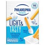 Philadelphia Light Breadstick Snack