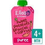 Ella's Kitchen Organic Sweet Potatoes, Broccoli & Carrots