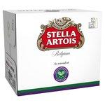 Stella Artois 4.8% Lager Bottles