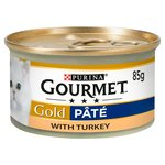Gourmet Gold Pate with Turkey