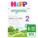HiPP Organic Combiotic Follow On Milk