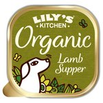 Lily's Kitchen Proper Dog Food Organic Lamb & Spelt Supper