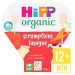 HiPP Organic Scrumptious Lasagne