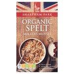 Sharpham Park Organic Spelt Muesli