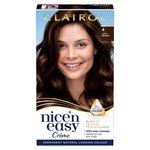 Nice n Easy Hair Dye Natural Dark Brown 4