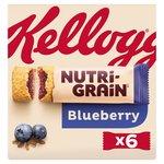Kellogg's Nutrigrain Blueberry