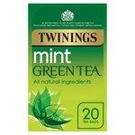 Twinings Mint Green Tea