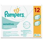 Pampers Sensitive Baby Wipes 12 x 56 per pack