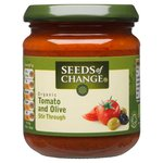 Seeds Of Change Tomato & Olive Pasta Sauce