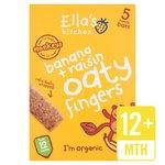 Ella's Kitchen Organic Bananas & Raisins Nibbly Fingers