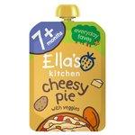 Ella's Kitchen Organic Cheesy Pie with Veggies