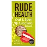 Rude Health Organic Oat & Spelt Crackers