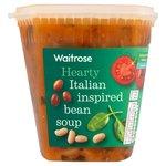 Essential Waitrose Italian Bean Soup