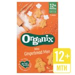 Organix Mini Gingerbread Men Biscuits