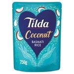 Tilda Steamed Basmati Coconut
