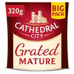 Cathedral City Big Bag Grated Cheese