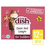 Little Dish 1 Year +  Beef Lasagne