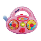 Vtech Electronics Soft Singing Radio Pink 3 mnths+