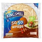Kingsmill 50/50 Wraps