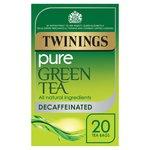 Twinings Green Tea Decaffeinated