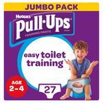 Huggies Pull-Ups Large Blue Disney Design Economy Pack