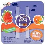 Petits Filous Big Pots Apricot & Strawberry Fromage Frais