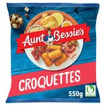Aunt Bessie's Frozen Chunky Croquettes