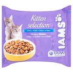 Iams Kitten Wet Cat Food Gravy Chicken