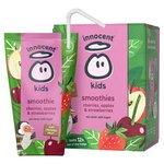 Innocent Kids Cherry & Strawberry Smoothies