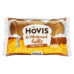 Hovis Wholemeal Rolls