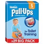 Huggies Pull Ups Small Blue Disney Design Economy Pack