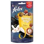 Felix Goody Bag Cat Treats Original Mix