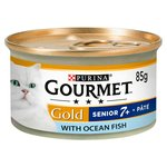 Gourmet Gold Senior Pate with Ocean Fish