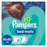 Pampers Bed Mats Compact Bag