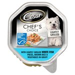 Cesar Chef's Choice White Fish in Gravy